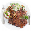 Steak Dinner — Foto de Stock