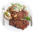 Steak Dinner — Foto Stock