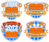 Oktoberfest — Stock Vector