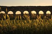 Park of the aqueducts — ストック写真