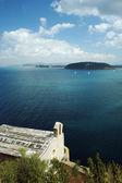 Ischia Island Castle — Stock Photo