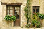 Old italian village — Stock Photo