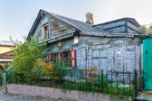 Old wooden house — Foto Stock
