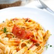Tasty pasta - Stock Photo