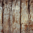 Vintage stained wooden - Stockfoto