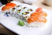 свежие суши — Стоковое фото