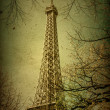 The Eiffel Tower - Stok fotoğraf
