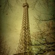 The Eiffel Tower - Foto de Stock