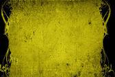 Grunge background frame — Stock Photo