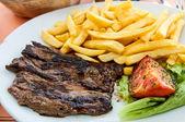 Steak beef meat — Stock Photo
