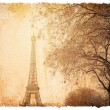 The Eiffel Tower — Stock Photo #14491817