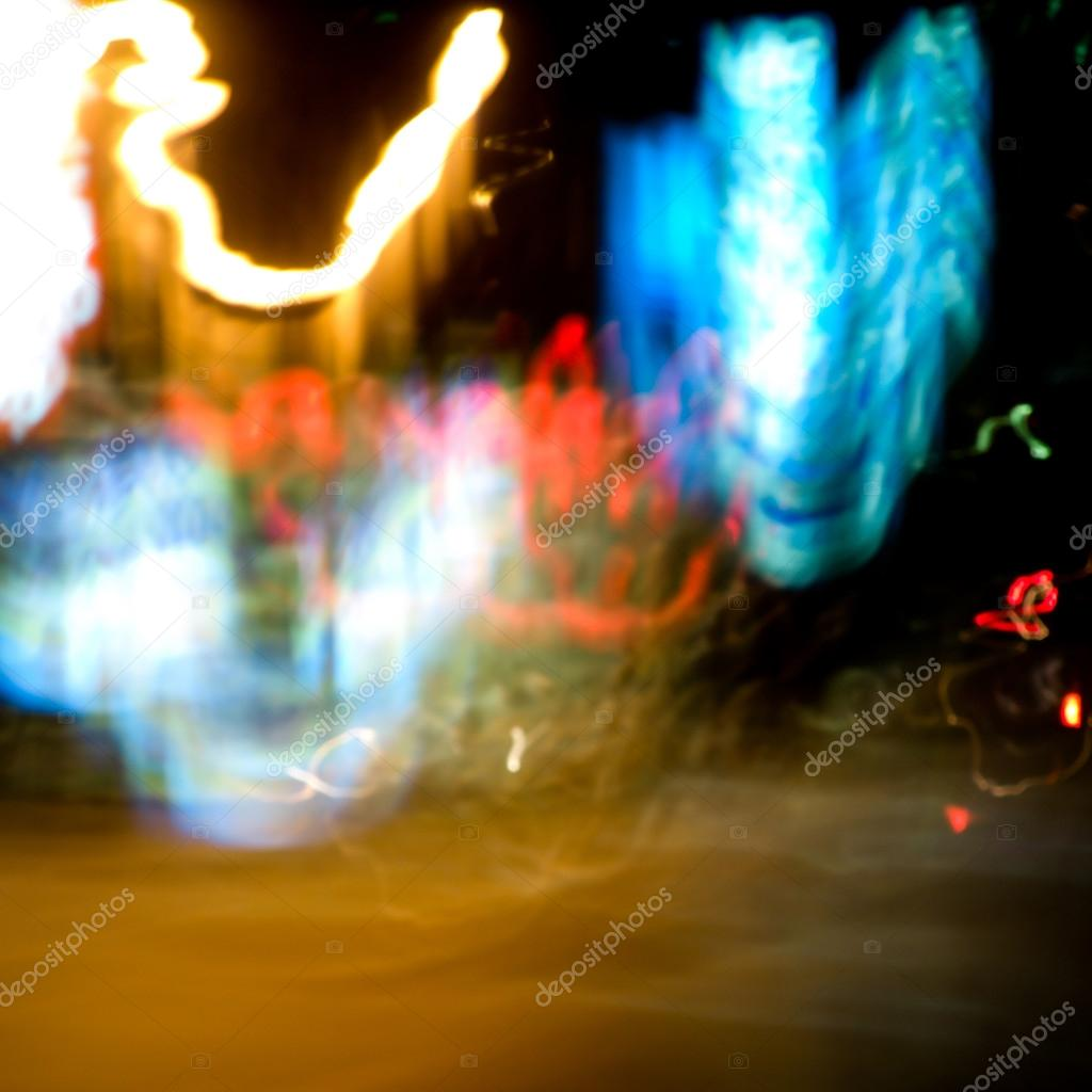 Artistic style - Defocused urban abstract texture background for your design — Stock Photo #16421805