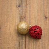 Christmas balls — ストック写真
