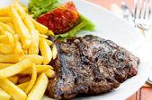 Juicy steak — Stockfoto