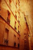 Güzel paris sokaklarında — Stok fotoğraf