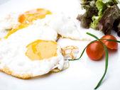 Beredda ägg — Stockfoto
