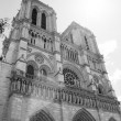 Notre Dame Cathedral in paris — Stock Photo #20275081
