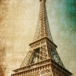 Постер, плакат: The Eiffel Tower