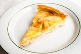 1 切れのパイ デザート — ストック写真