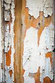 Vintage coloré en bois — Photo