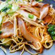 Fried noodle asian — Stock Photo #22956100