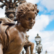 Stock Photo: Pont Alexandre III