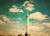 Piazza della bastiglia — Foto Stock