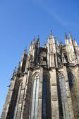 Gothic Cathedral in Cologne — Stock Photo