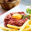Tasty tartare — Stock Photo