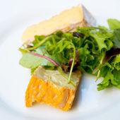 Delicious cheese — Stock Photo