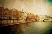 美丽的巴黎街道 — 图库照片