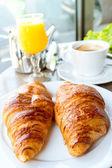 Le petit déjeuner — Photo