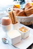 Breakfast — Stok fotoğraf