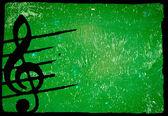 Music grunge backgrounds — Stockfoto