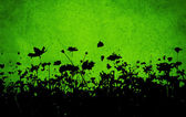 цветочная абстракция — Стоковое фото