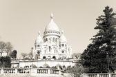 L'église du sacré-coeur à montmartre — Photo