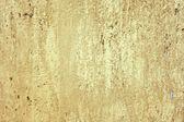 Hnědá výstřední zeď — Stock fotografie