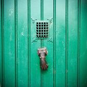 Old door — Foto de Stock