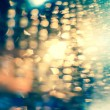 Defocused urban abstract texture background — Stock Photo