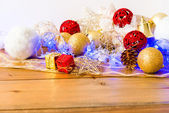 Christmas decorations — 图库照片