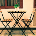 Coffee terrace paris France — Stock Photo #27574219