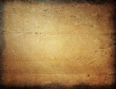 Brown grungy wall — Stock fotografie
