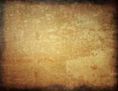 Brown grungy wall — 图库照片