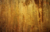 Brown grungy wall — Foto Stock