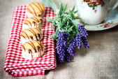 Cookies pépites de chocolat — Photo