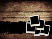 Vintage ögonblick foto — Stockfoto