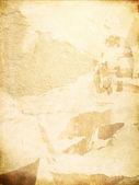 Vieux textures de papier shabby — Photo