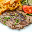Juicy steak beef meat — Foto Stock