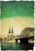 View on Cologne Cathedral — Photo