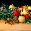 Christmas decoration — Stock Photo #35243149